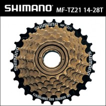 Líp Shimano 7 líp - líp vặn (MF-TZ21)