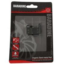 Bố thắng Baradine (DS17 & SP17) dành cho thắng đĩa Shimano XTR BR-M965/M966/XT2004/Saint