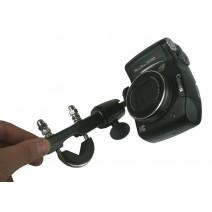 Mount gắn máy chụp hình lên ghi đông xe máy