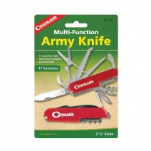 Dao đa năng Coghlans Army Knife (11 chức năng)