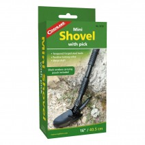 Xẻng xếp dã ngoại Coghlans Mini Shovel with Pick