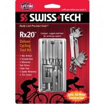 Dụng cụ đa năng SwissTech Rx20 Deluxe Cycling Tool Kit