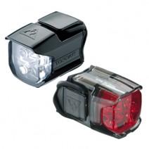Bộ đèn trước sau Topeak WhiteLite Race & RedLite Race Combo (TMS067)