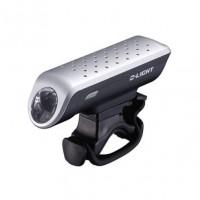 Đèn xe đạp D-LIGHT CG-117P (bạc)