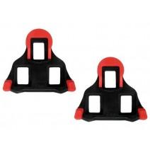 Can (cleat) xe cuộc road Shimano SM-SH10 (đỏ)