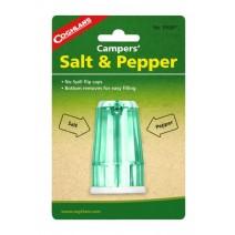 Lọ đựng muối và tiêu Coghlans Salt and Pepper (xanh)