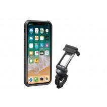 Ốp lưng gắn điện thoại trên xe đạp Topeak Ridecase with Mount (iPhone X) TT9855BG
