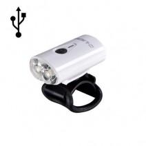 Đèn tín hiệu sạc usb D-LIGHT CG-211W (trắng)
