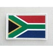 """Decal chống nước hình cờ South Africa (kích thước 1,5"""" x 1"""")"""