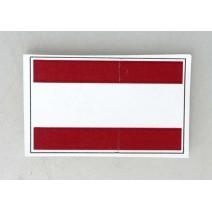 """Decal chống nước hình cờ Tahiti (kích thước 1,5"""" x 1"""")"""
