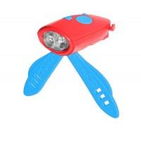 Kèn xe đạp trẻ em MINI Hornit (đỏ xanh dương)