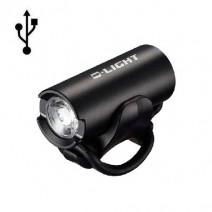 Đèn chiếu sáng sạc usb D-LIGHT CG-123PC (đen)