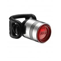 Đèn tín hiệu Lezyne FEMTO DRIVE (bạc) (ánh sáng đỏ)