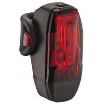 Đèn tín hiệu sạc USB Lezyne KTV DRIVE (đen) (ánh sáng đỏ)