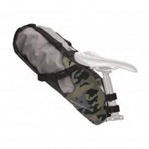 Túi gắn cốt yên BlackBurn OUTPOST Seat Pack kèm túi Drybag  (màu camo)