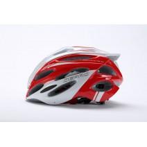 Nón bảo hiểm DEPRO DH-003 (trắng đỏ)