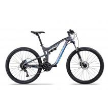 """Xe đạp MTB JETT Brew Sport 27.5"""" (Size 16"""") (Xám)"""
