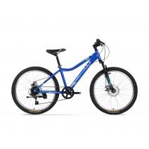 Xe đạp trẻ em VIPER SPORT 2017 (trên 10 tuổi) (xanh biển) (1 nhún) (3 dĩa - 6 líp)