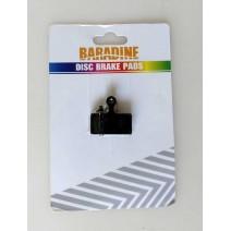 Bố thắng Baradine (DS-52 & SP-52) dành cho thắng đĩa Shimano DEORE/SLX/XT/XTR