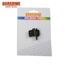 Bố thắng Baradine (DS-11 & SP-11) dành cho thắng đĩa Avid BB7