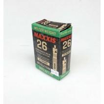 Ruột xe đạp siêu nhẹ MAXXIS 26 x 1.0 - 1.25 (van Pháp - 48mm)