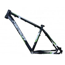 """Sườn xe đạp leo núi Merida ARES HFS (Size 17"""") (xanh lá cây đen)"""