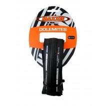 Vỏ xe đạp Maxxis Dolomites 700cx23 (không talon) (cặp) (đen)