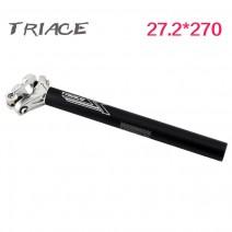 Cốt yên TRIACE 27.2 (đen bạc)