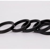 Miếng chêm cổ nhôm (đen) (05mm)