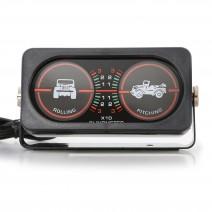 Đồng hồ đo độ dốc và độ nghiêng có đèn Smittybilt 791005