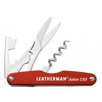 Dụng cụ đa năng Leatherman Juice CS3 (4 chức năng) (đỏ)