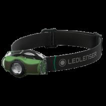 Đèn đeo trán Led Lenser MH4 (200 lumen) (xanh lá cây)