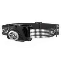 Đèn đeo trán Led Lenser SEO 7R (220 lumen) (pin sạc) (xám)