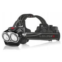 Đèn đeo trán Led Lenser XEO 19R (2000 lumen) (pin sạc) (đen)