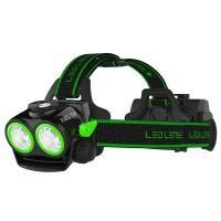Đèn đeo trán Led Lenser XEO 19R (2000 lumen) (pin sạc) (xanh lá cây)