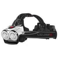 Đèn đeo trán Led Lenser XEO 19R (2000 lumen) (pin sạc) (trắng)