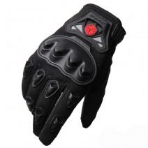 Găng tay xe máy dài ngón Scoyo MC29 (đen)