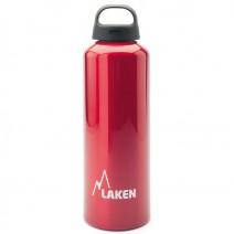 Bình đựng nước LAKEN Aluminium Classic 1000ml (đỏ) (LAK 33RP)