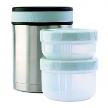 Hộp cơm Laken Stainless Steel Thermo Container 1L w/cover (LAK P10)