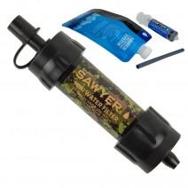 Bộ lọc nước bỏ túi Sawyer Mini (màu ngụy trang) (SP107)
