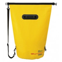 Drybag cao cấp GULL KINUGAWA 2017 (60 lít) (vàng) (GB-7101)
