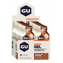 Gel năng lượng GU Energy Gel (mùi chocolate outrage) (nguyên hộp 24 gói)