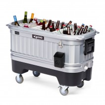 Thùng đá Igloo Party Bar™ Liddup® 118L (158 lon)