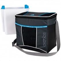 Túi đeo giữ lạnh có khay nhựa cứng Igloo HLC (24 lon) (xanh da trời)