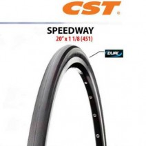 "Vỏ xe CST Dual2 Speedway 20 x 1 1/8 (22"" - 451) (cặp)"