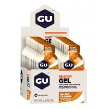 Gel năng lượng GU Energy Gel (mùi mạch nha mặn) (nguyên hộp 24 gói)