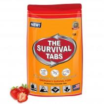 Thực phẩm sinh tồn Survival Tabs dùng cho 02 ngày (Vị Dâu) (hạn dùng 25 năm)