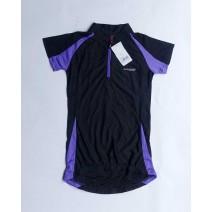 Áo xe đạp dành cho nữ Muddy Fox (đen tím)