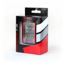 Đồng hồ không dây CHEETAH CT-20W phiên bản 2018 (đen đỏ)
