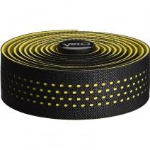 Dây quấn VELO Elastic VLT-5079HD2G (2 lớp) (đen chấm vàng chanh)